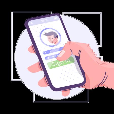 User Authorization Illustration