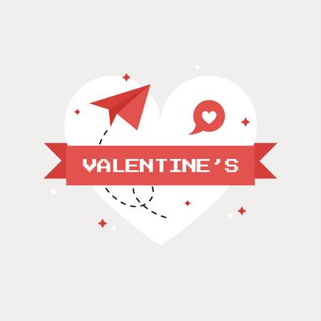 Valentines Day Love Illustration