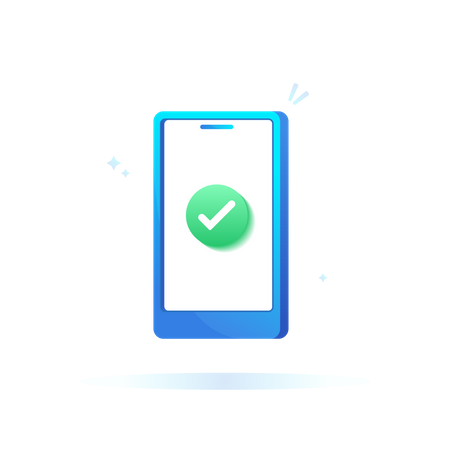 Verified apps Illustration