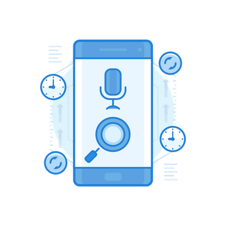 Voice Assist Illustration