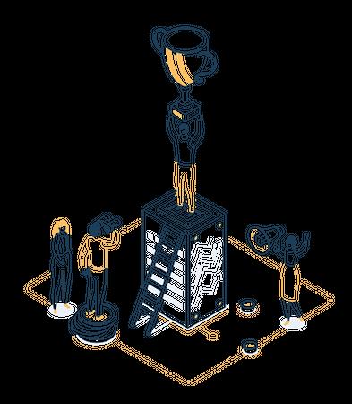Winner Illustration