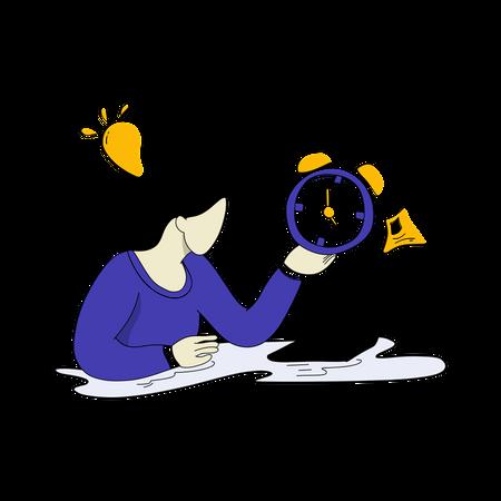 Workload management Illustration