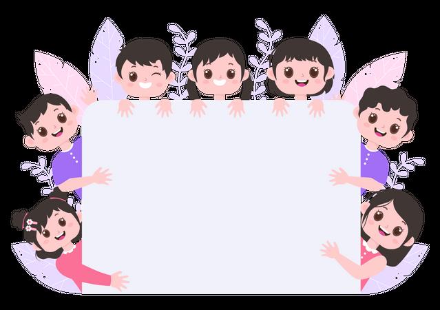 World Children's Day Illustration